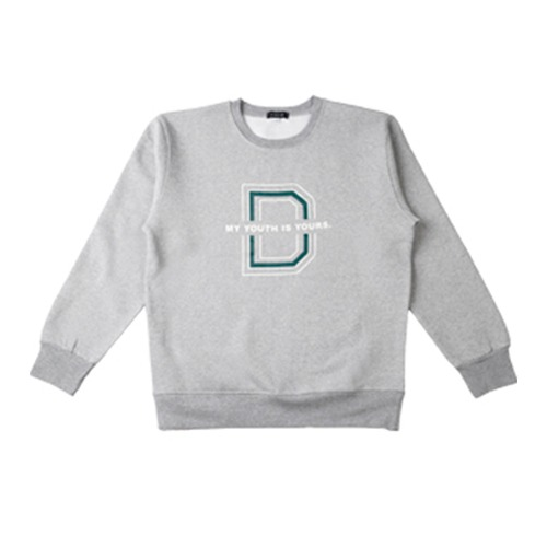 [D.XO.H]Youth D MTM [Grey]