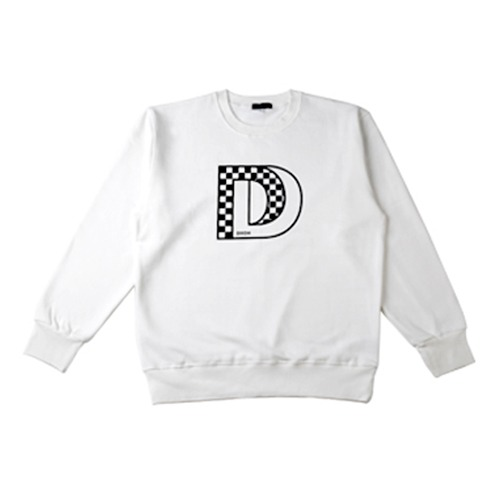 [D.XO.H]Check D MTM [White]