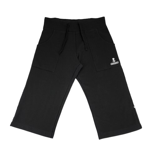 [ZANIMAL]Bzen Wide Pants Black