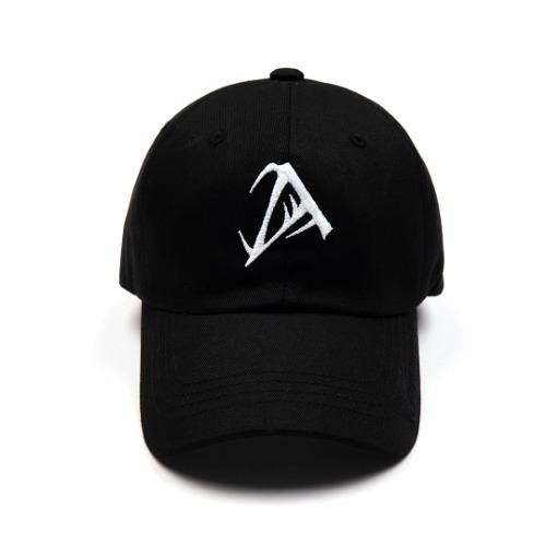 [ANOTHERYOUTH] A ball cap - black