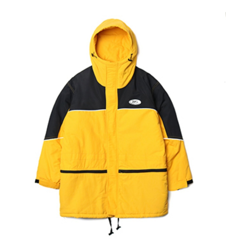 [NP] WINTER WARM SKI PARKA YELLOW (NP18A031H)