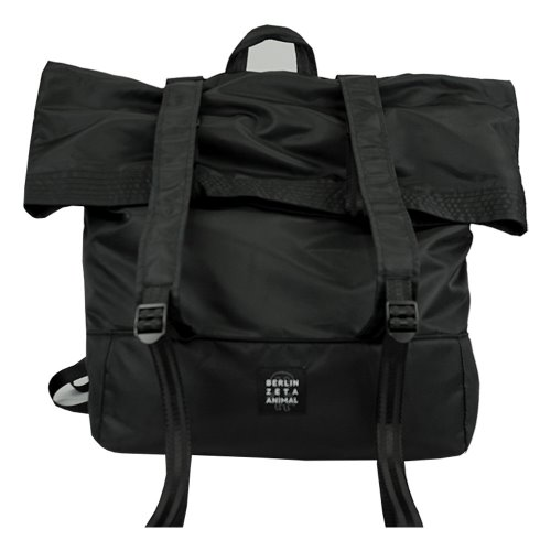 [ZANIMAL]Miller Black Backpack
