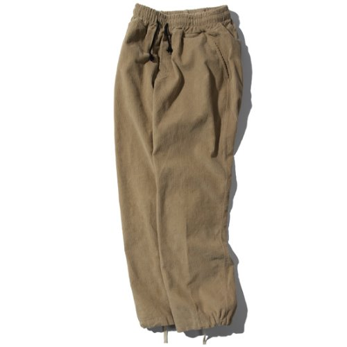 [KRUCHI] (12/21 배송) Corduroy Easy Pants (beige)