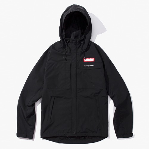 [Have a good time] MOUNTAIN JACKET - BLACK