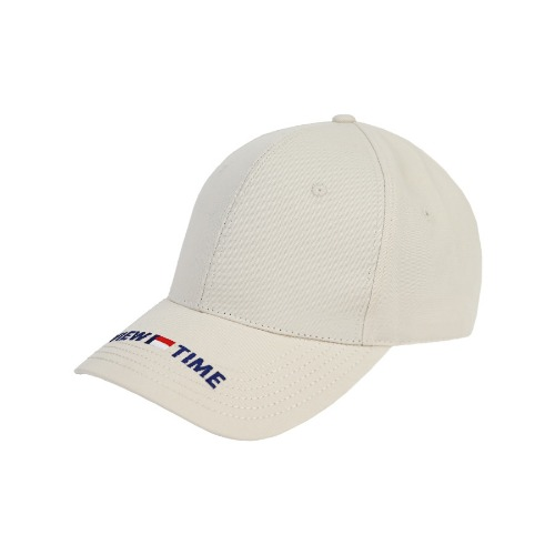 [VETEZE] Time Ball Cap (ivory)