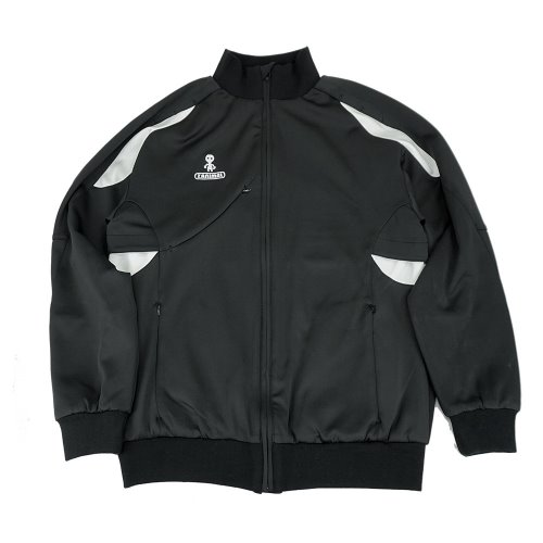 [ZANIMAL]SM Training Zip-up Black