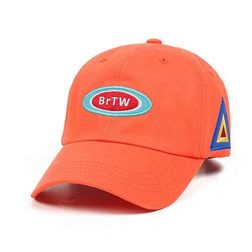 [STIGMA]RACE BASEBALL CAP - ORANGE