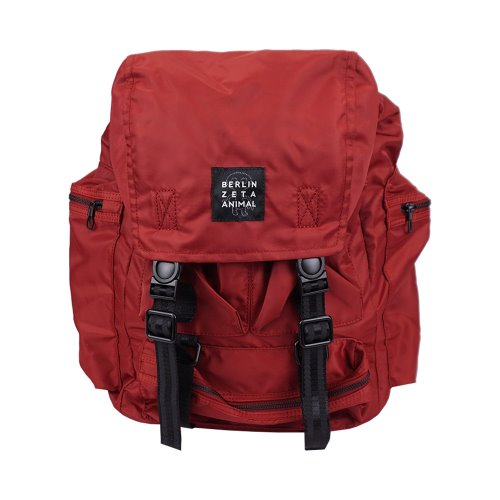 [ZANIMAL]Wolf Red Backpack