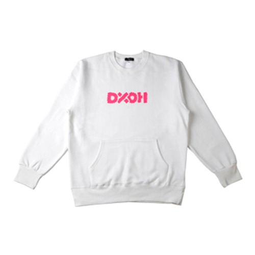 [D.XO.H]Cloud Logo MTM [White]