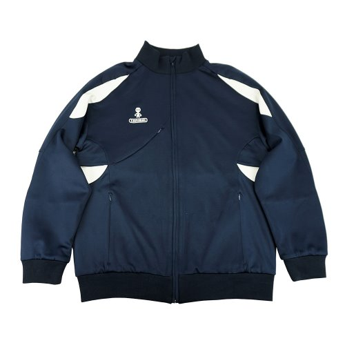 [ZANIMAL]SM Training Zip-up Navy