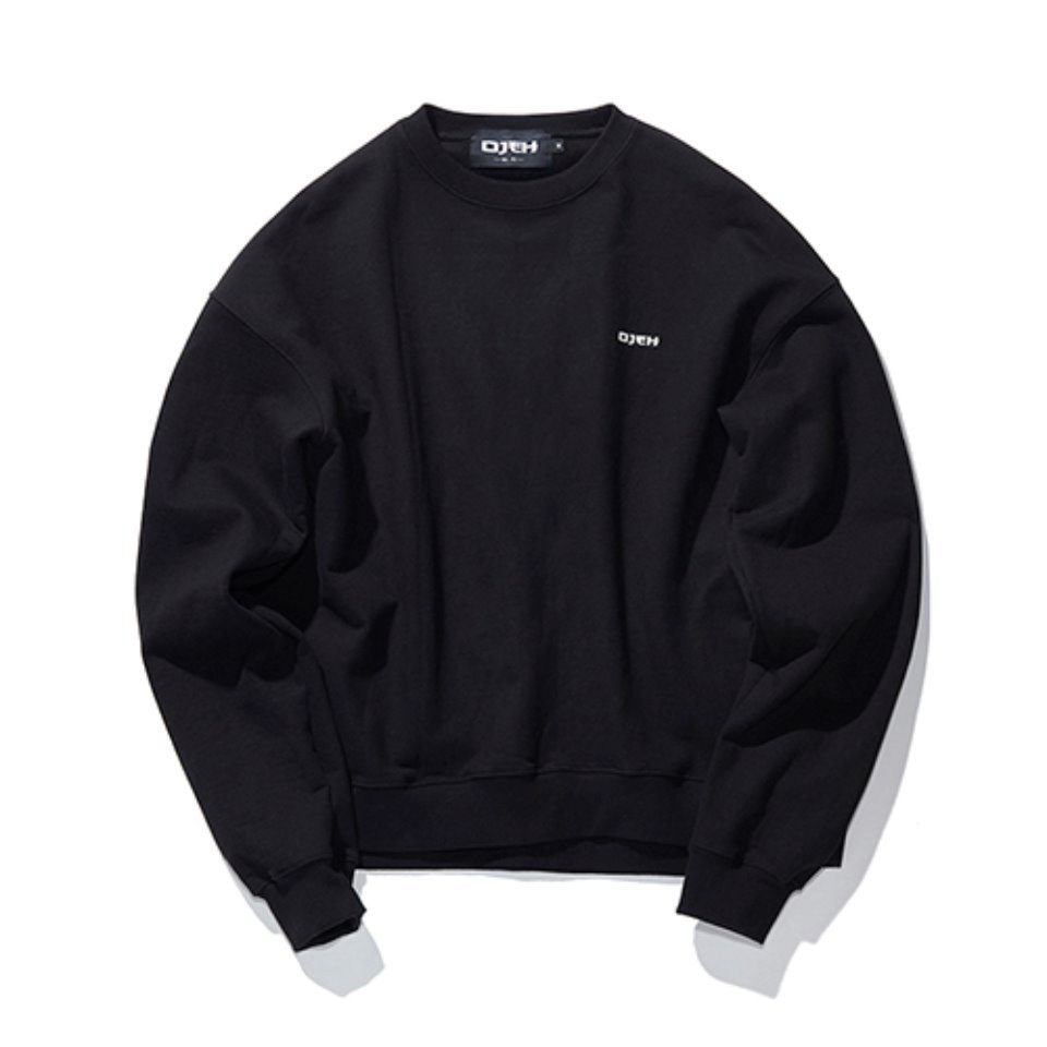 [OJEH] OG logo sweat - black