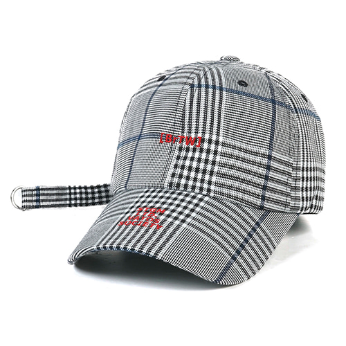 [STIGMA]BrTW BASEBALL CAP - GLEN CHECK