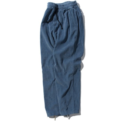 [KRUCHI] Corduroy Easy Pants (blue)