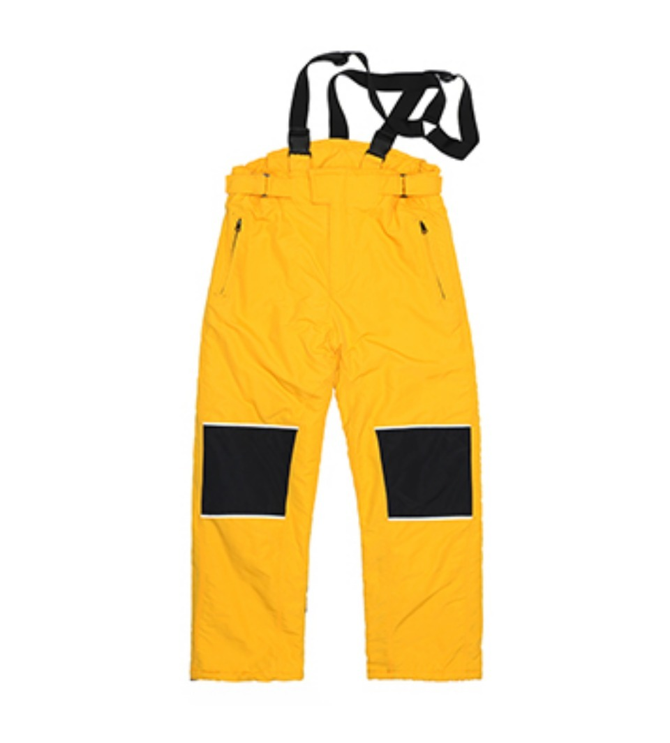[NP] WINTER WARM SKI PANTS YELLOW (NP18A032H)