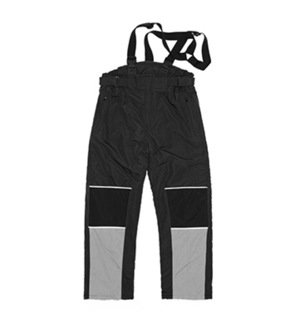 [NP] WINTER WARM SKI PANTS BLACK (NP18A032H)