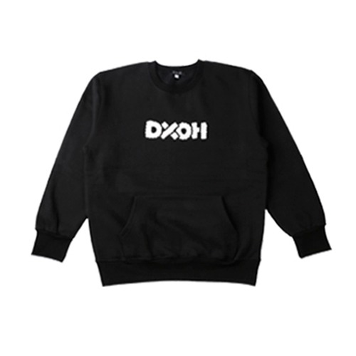 [D.XO.H]Cloud Logo MTM [Black]