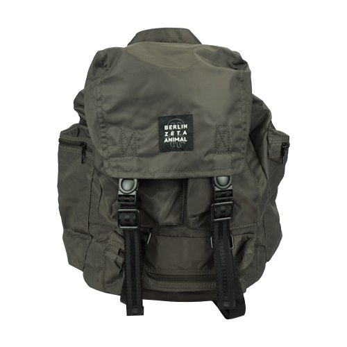 [ZANIMAL]Wolf Grey Backpack