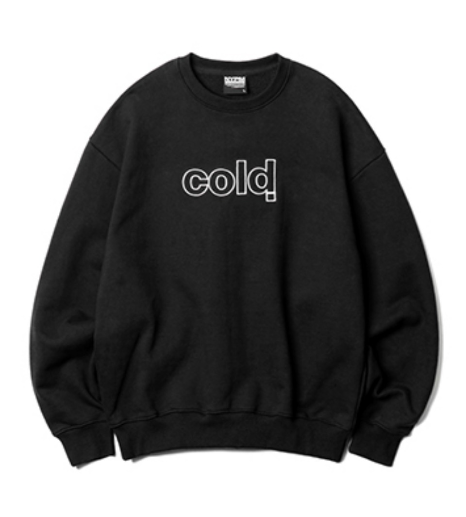 [NP] NASTY WINTER SWEATSHIRT BLACK (NP18A057H)