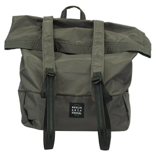 [ZANIMAL]Miller Grey Backpack