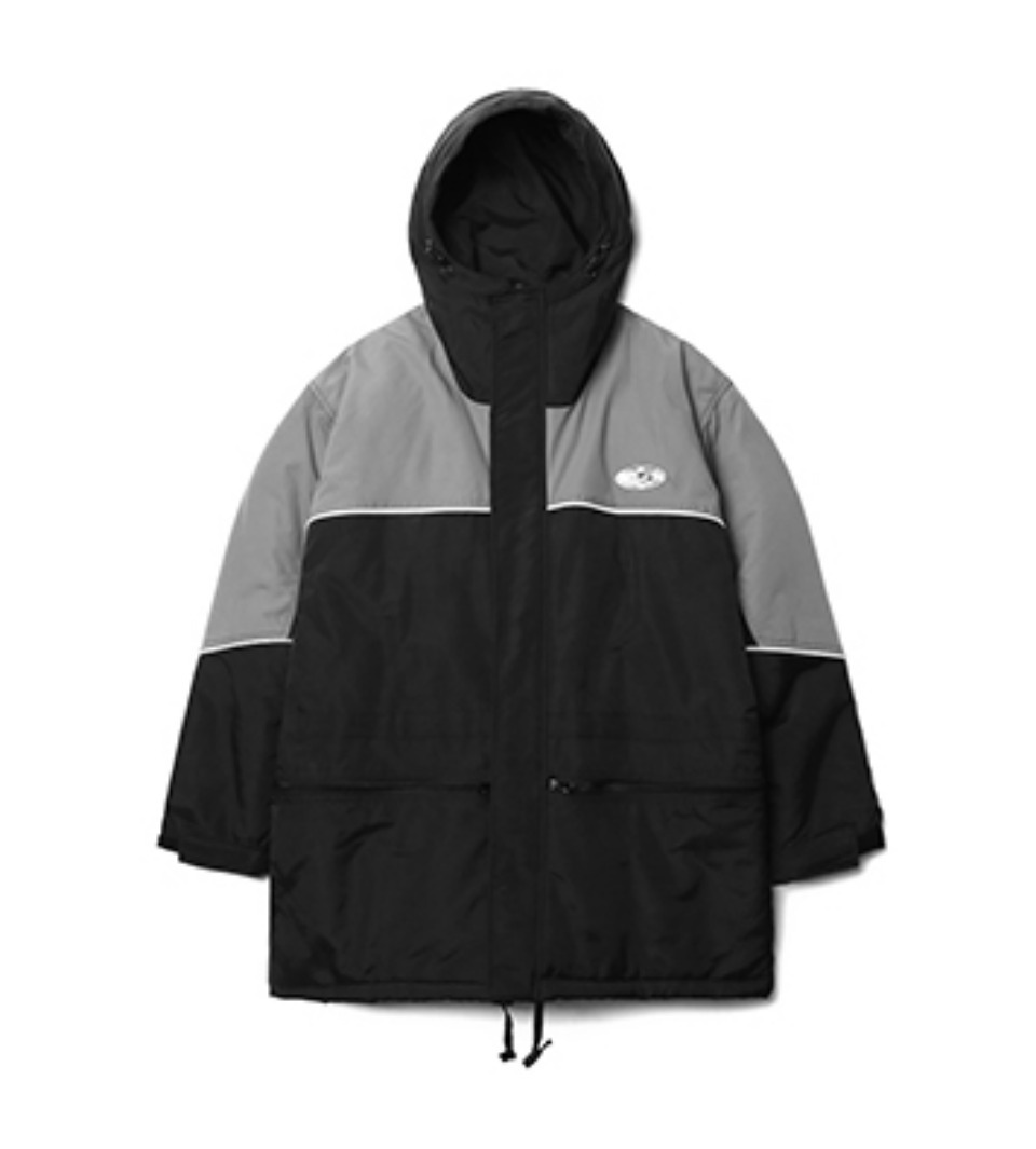 [NP] WINTER WARM SKI PARKA BLACK (NP18A031H)
