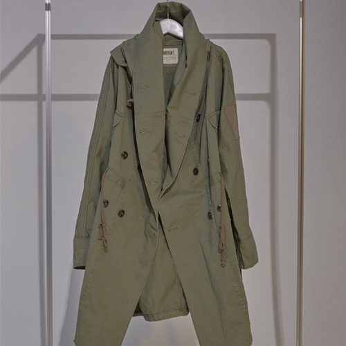 [Innovant] 019 robe field jacket (khaki)