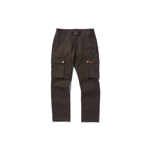 [OVERR] TOME.5 BROWN CARGO PANTS