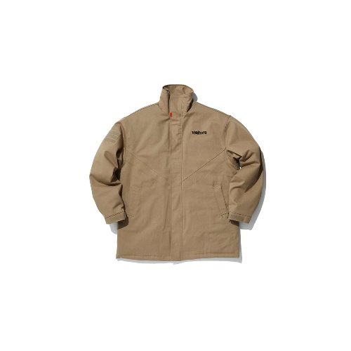[OVERR] TOME.5 VISITORS BEIGE FIELD JACKET