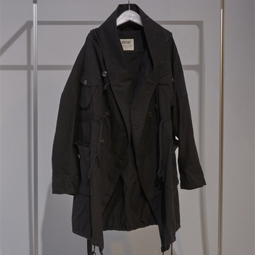 [Innovant] 019 robe field jacket (black)