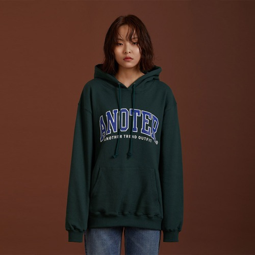 [ATO] A NOTER HOODY - green