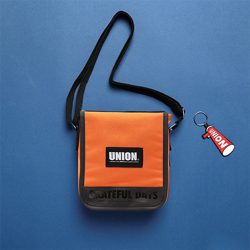 [Unionobjet] UNION COVER CROSS BAG - ORANGE