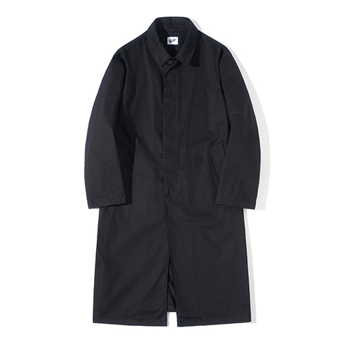 [파르티멘토] Mac Long Coat Black