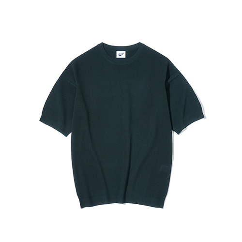 [파르티멘토] Full Needle 1/2 Knit Green