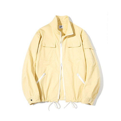 [파르티멘토] Utility Jacket Yellow