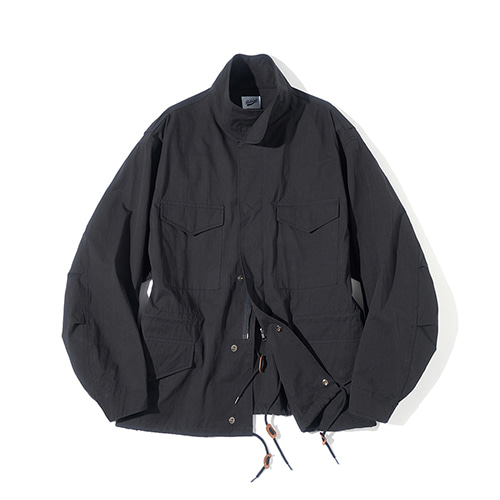 [파르티멘토] Field Jacket Black