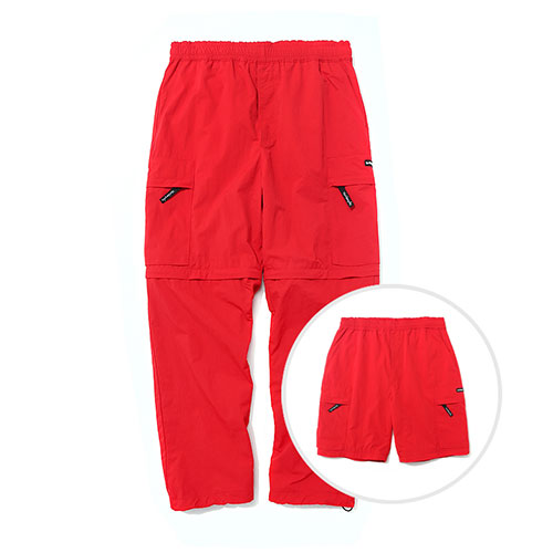 [MARK GONZALES] TRACK PANTS - RED
