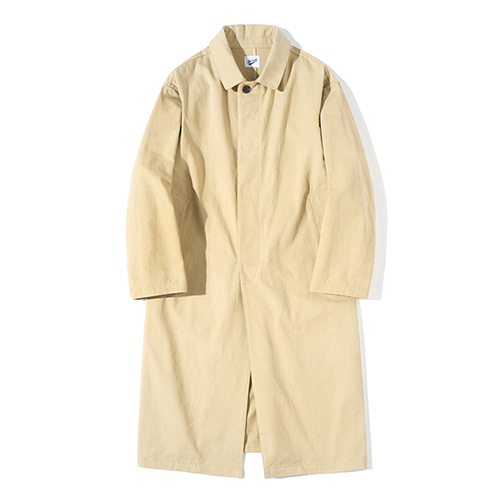 [파르티멘토] Mac Long Coat Beige
