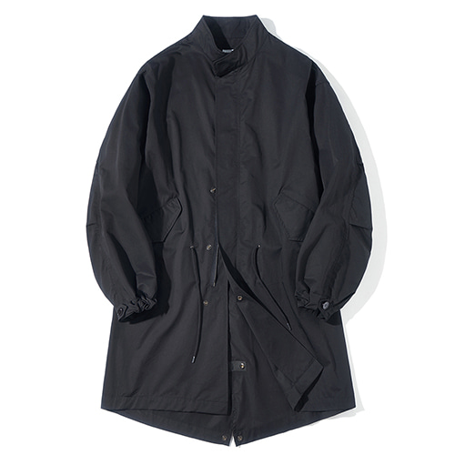 [파르티멘토] M-51 Fishtail Coat Black