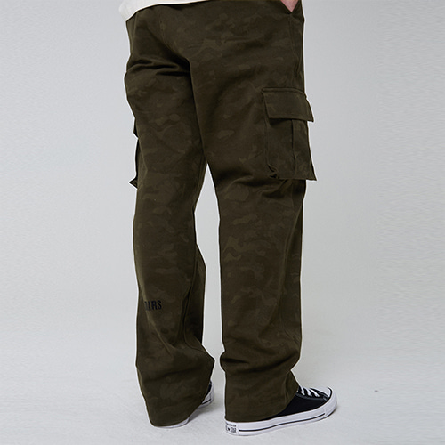 [매드마르스] COTTON CARGO PANTS_CAMOUFLAGE