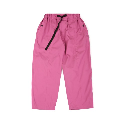 [yeseyesee] Track Pants Pink