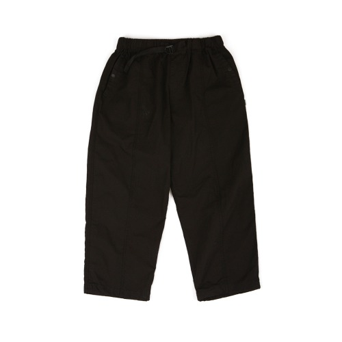 [yeseyesee] Track Pants Black