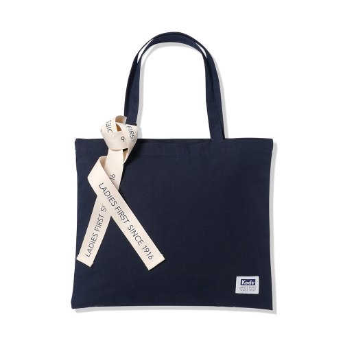 [KEDS] Lettering Ribbon bag - KDSB18005J1