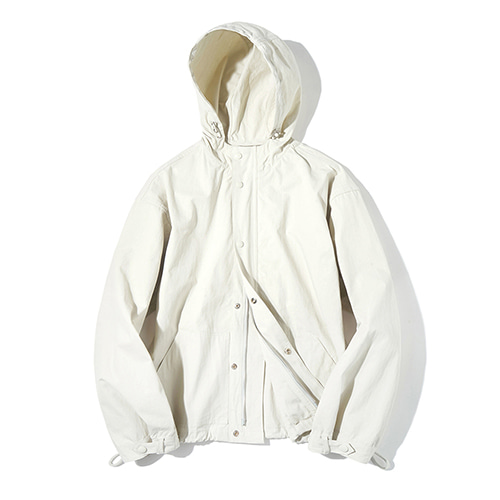 [파르티멘토] Hood Zip-up Jacket Gray