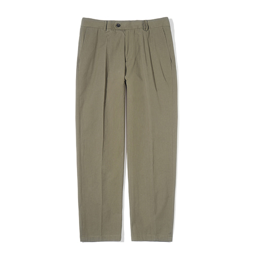 [파르티멘토] Washing Cotton Pants Khaki