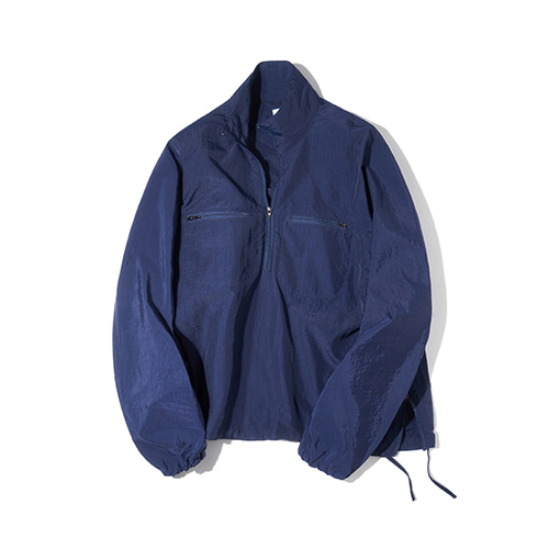[파르티멘토] Windbreaker Pullover Navy