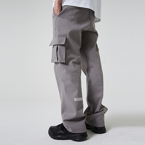 [매드마르스] COTTON CARGO PANTS_GARY