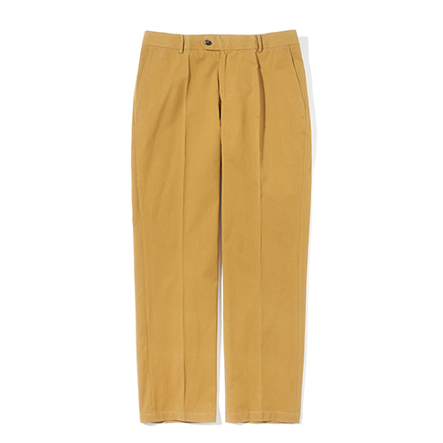 [파르티멘토] Washing Cotton Pants Brown