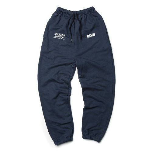 [NK] N-SOLID 05 SWEATPANTS NAVY (NK19S036H)
