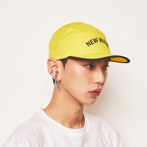 [Feel Enuff] NW CAMP CAP - YELLOW