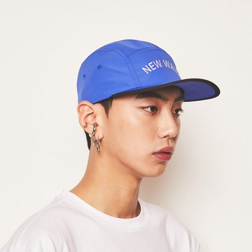 [Feel Enuff] NW CAMP CAP - BLUE