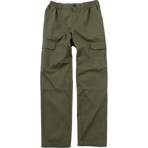 [NOT4NERD] Cargo Pocket Pants - Khaki